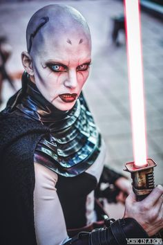 Miss Sinister Cosplay as Asajj Ventress