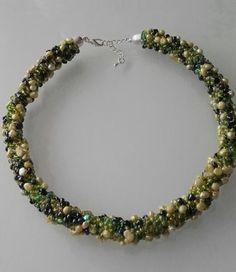 Gliederkette - Halskette Peter K. Design - ein Designerstück von…