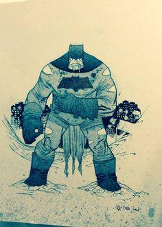 Art Vault  Batman by James Harren *