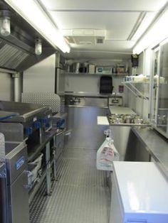 Food Truck Interior Designs
