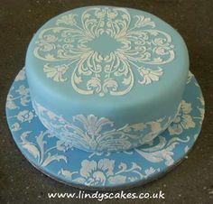 cake stencils - Google Search
