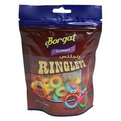 Bogart Gummy Candy Ringlets 100g – Jomlah Stores