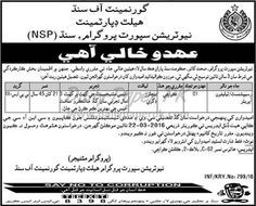 Receptionist Telephone Operator Job Opportunity in Nutrition Support Program NSP Govt of Sindh For #jobs detail and how to apply: #paperpk http://www.dailypaperpk.com/jobs/247905/receptionist-telephone-operator-job-opportunity-nutrition-support-program-nsp-govt-sindh