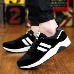 2015 men #shoes gauze wedges running casual sports leisure men's running shoes zapatillas deportivas chaussures hommes