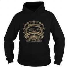 CONCORD NEW HAMPSHIRE-IT'S WHERE MY STORY BEGINS - #personalized sweatshirts #printed shirts. MORE INFO => https://www.sunfrog.com/LifeStyle/CONCORD-NEW-HAMPSHIRE-ITS-WHERE-MY-STORY-BEGINS-Black-Hoodie.html?60505
