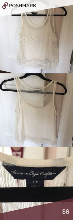 American Eagle Tank Top Never worn. American Eagle Outfitters Tops Tank Tops