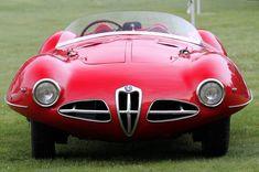 Alfa Romeo Disco Volante c52 2000 Spider 1952