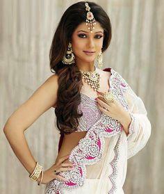 South Indian film star Nayanthara (Diana Mariam Kurian)