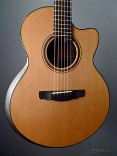 2010 Ryan Nightingale Soloist - Acoustic Guitar - Western Red Cedar Top