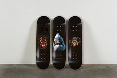 Givenchy skate decks.