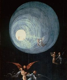 "Image result for Hieronymus Bosch - Scenes from the Passion of Christ, Reverse of Painting ""Saint John the Evangelist"". 1489"