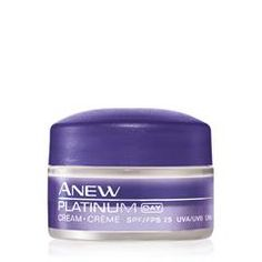 Anew Platinum Day Cream Travel Size on sale! LEARN which Avon Anew Products to use!