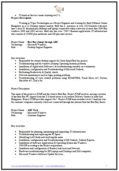 Free Download Software Engineer Resume 3 Resume Resume Tips Sample Resume