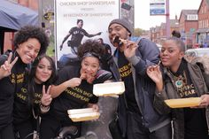 Chicken Shop Shakespeare @ #60SOS Hyde Park picture House Leeds