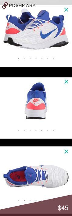 88e5fa8ad8 Nike Air Max ♥ ⚪ 💙 Nike Air Max Motion LW Racer Womens Casual