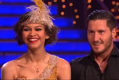 Zendaya and Val do it again week two