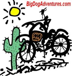 Off rode bike advice