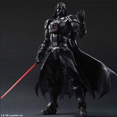 Square Enix variant play arts Kai _ Star Wars Darth Vader Figure