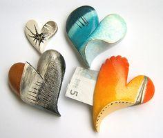 money-gift hearts available in my DaWanda Shop! by Madooli.de ツ, via Flickr