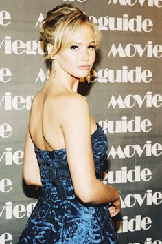 Old pictures of Jennifer make me so happy :)