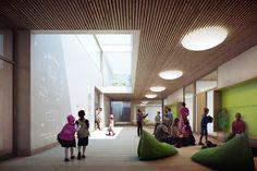 Primarschule Jonen - illiz architektur
