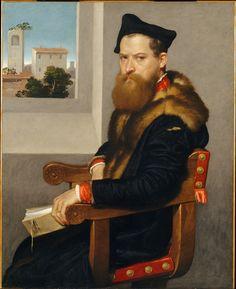 GIOVANNI BATTISTA MORONI (1520–1578)