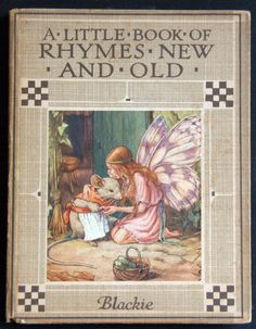 Boekwinkeltjes.nl - Cicely Mary Barker - A Little Book of Rhymes New and Old,