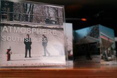 Atmosphere - Southsiders | Album Review aus dem Atomlabor ( 2 Videos und Album Stream ) | Atomlabor Wuppertal Blog