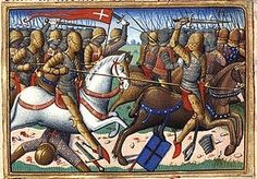 The Battle of Verneuil was a strategically important battle of the Hundred Years' War, fought on 17 August 1424 near Verneuil in Normandy and a significant English victory.