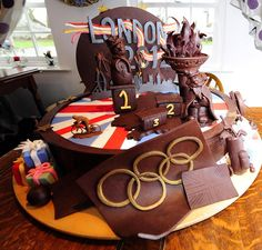 Olympic Chocolate