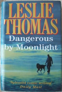 Dangerous by Moonlight by Leslie Thomas. Lost, baffled, and alone in Willesden's mean streets, Detective Constable Dangerous Davies is up against the cream of criminality. Newspaper theft (the work of organized crime?), household robbery (including cheese from the fridge), it's all grist to his mill. When Dangerous is beaten up, yet again, at a European Friendship dinner dance he reluctantly takes some sick leave...