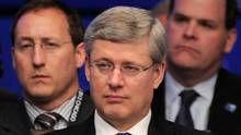 Prime Minister Harper confirms 'no' vote on Palestine at UN #news #cdnpoli