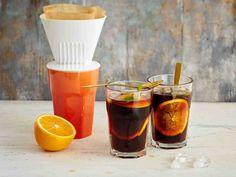 Appelsiinikahvi kylmäuutetusta kahvista - Reseptit