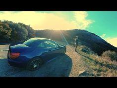 360° drive in the SL along the Californian coastline. - Mercedes-Benz