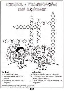 HISTÓRIA DO BRASIL - ATIVIDADES EXERCÍCIOS PARA IMPRIMIR (4) | PORTAL ESCOLA