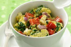 It's All Greek to Me Egg Mug Recipe | Hungry Girl