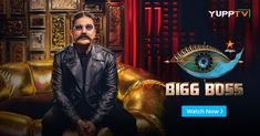 Watch Bigg Boss season 3 (Tamil) on Star Vijay on YuppTV with Discounts Smart Televisions, Tv Channels, Tv Presenters, Tamil Actress, Season 3, Cool Watches, Two By Two, Boss, Singer
