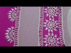 İğne Oyası Mevlüt Örtüsü  Needle Lace(Kendi Tasarımım) - YouTube