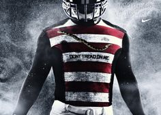 Nike Football uniforms showcase design details to honor both teams' military histories. Navy Uniforms, Football Uniforms, Sports Uniforms, Navy Military, Army & Navy, Navy Football, Navy Midshipmen, Uniform Design, Dont Tread On Me