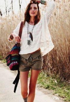 Spring Fashion Trend: Boho Chic – College Fashion