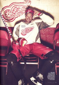 Nick Lidstrom, Detroit Red Wings