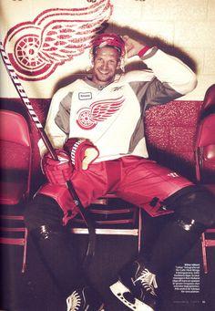 Nicklas Lidström - Detroit Red Wings