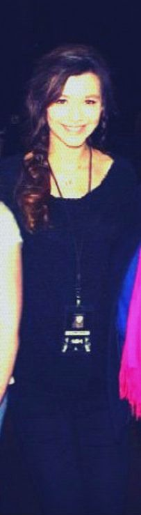 Eleanor Calder is gorgeous as always!