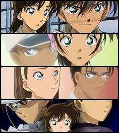 Detective Conan | The Couples