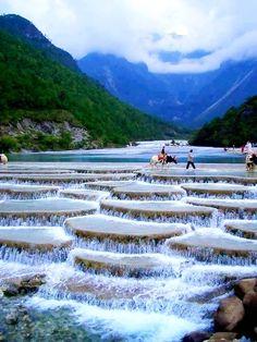 Mahir Hossein - Google+ - Blue Moon Valley, China.