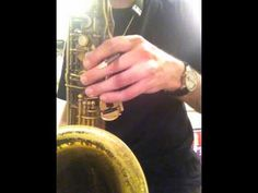 Greg Fishman gives tips for improving your saxophone technique - YouTube