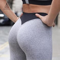 Leggings for fitness push up leggings workout summer trousers sporting pants female clothing high waist legging femme 2019 new size s Sports Leggings, Workout Leggings, Women's Leggings, Cheap Leggings, Printed Leggings, Leggings Store, Estilo Fitness, Crop Top And Leggings, Yoga Pants Girls