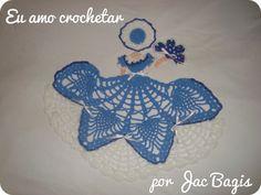 Eu Amo Crochetar!: Damas de Crochê