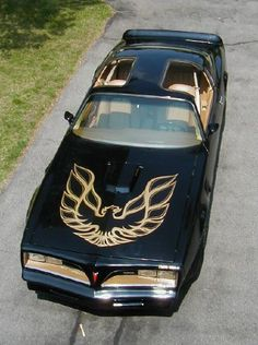 would love to have a trans am with a t top