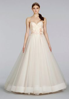 Lazaro Wedding Dresses Spring 2014 Collection. To see more: http://www.modwedding.com/2014/04/21/lazaro-wedding-dresses-spring-2014/  #wedding #weddings #fashion